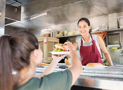 Food Trucks Propane Tank Refill - Get Cooking with Gas - Irish Propane