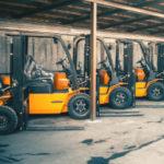 Forklift fleet
