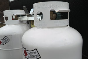 How much propane will I use this summer?
